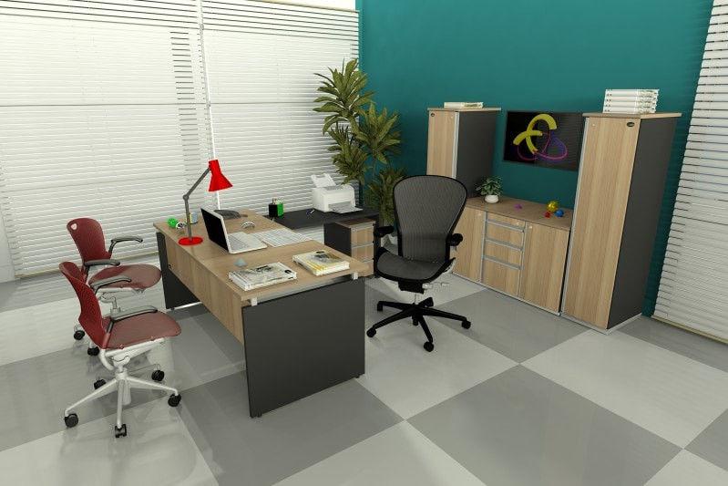 Cadeiras para Escritório Wood