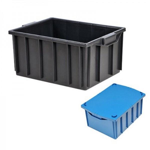 Caixas Plásticas Fechadas Nº 26