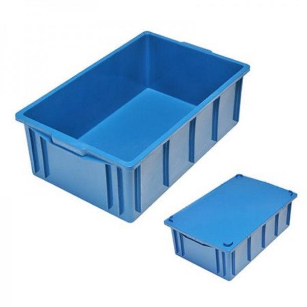 Caixas Plásticas Fechadas Nº 36