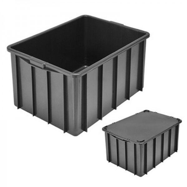 Caixas Plásticas Fechadas Nº 38