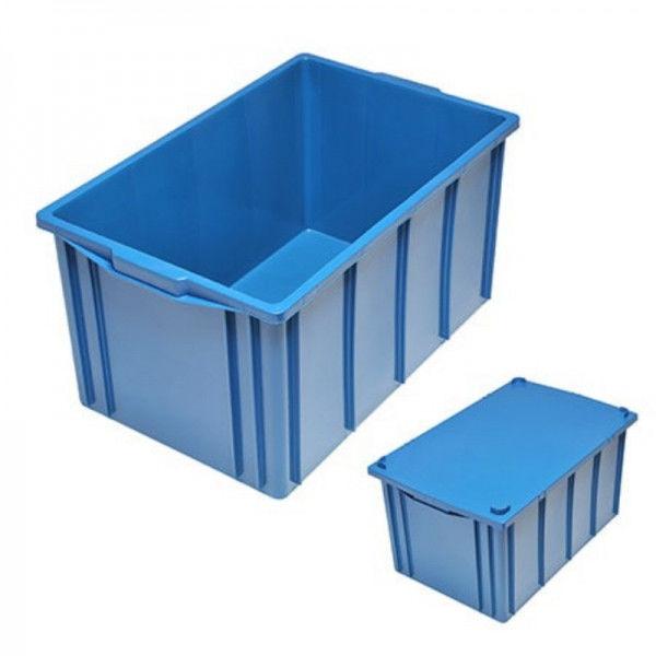 Caixas Plásticas Fechadas Nº 61