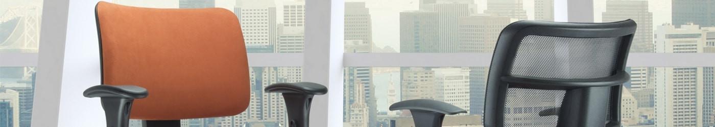 Cadeiras, Poltronas, Giratórias, Ergonômicas, Fixas, Reforçadas, Assentos, Encostos, Pistão, Rodízios, Anti-risco, Bases e Estruturas para cadeiras de escritório em Campinas